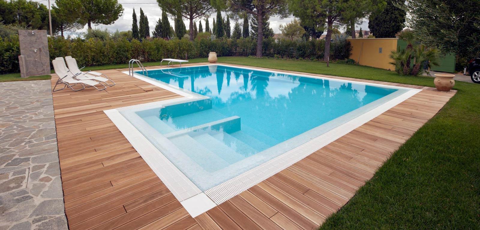 Acqua Azzurra Piscine piscine interrate catania bordo sfioro cascata